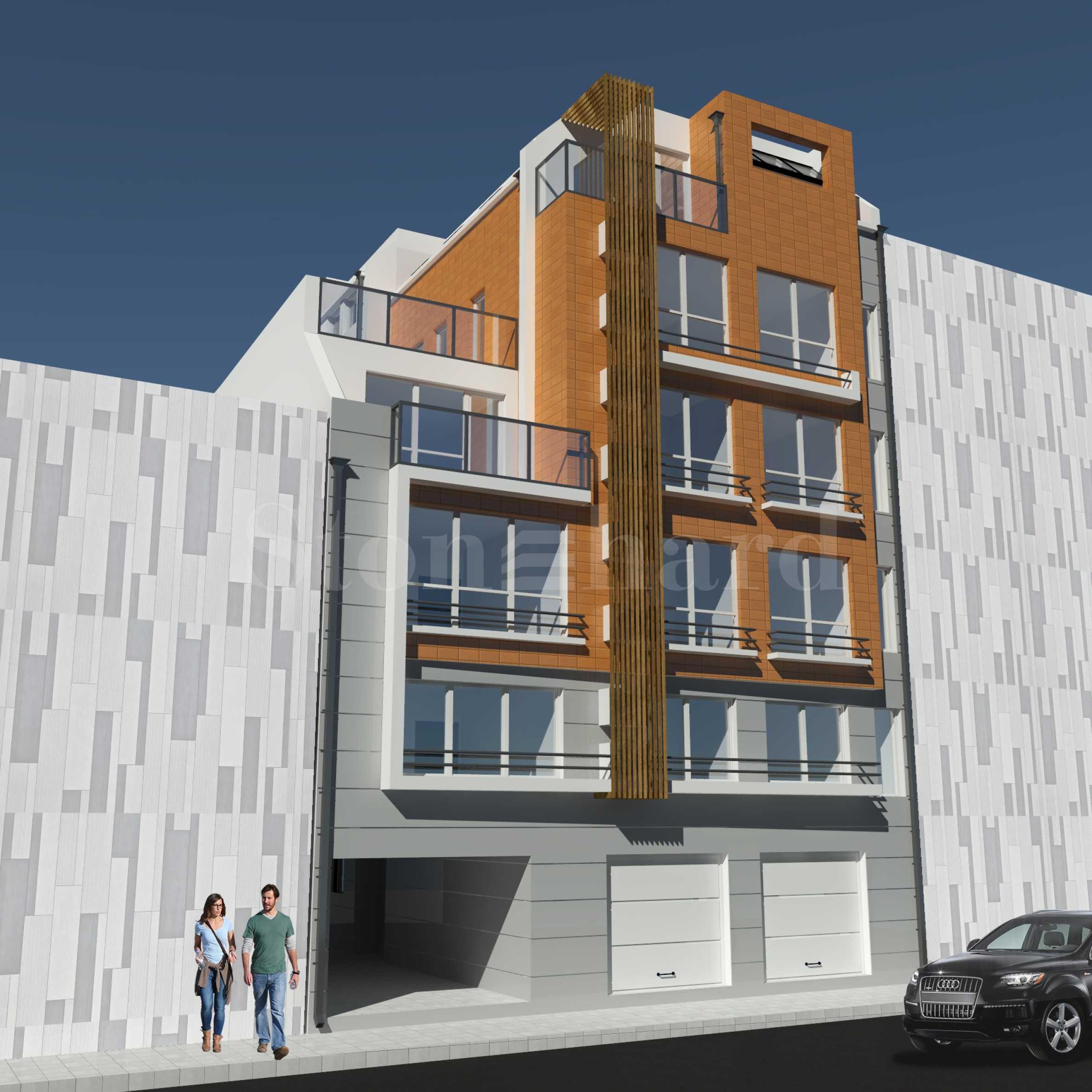 Изключителни апартаменти в жилищна сграда ново строителство в кв. Възраждане1 - Stonehard