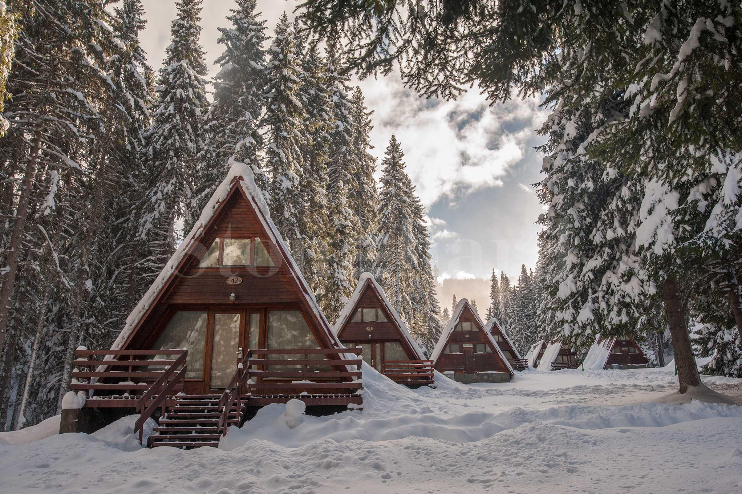 Комплекс от вили за продажба на 150 м от лифта и ски пистите в Пампорово1 - Stonehard