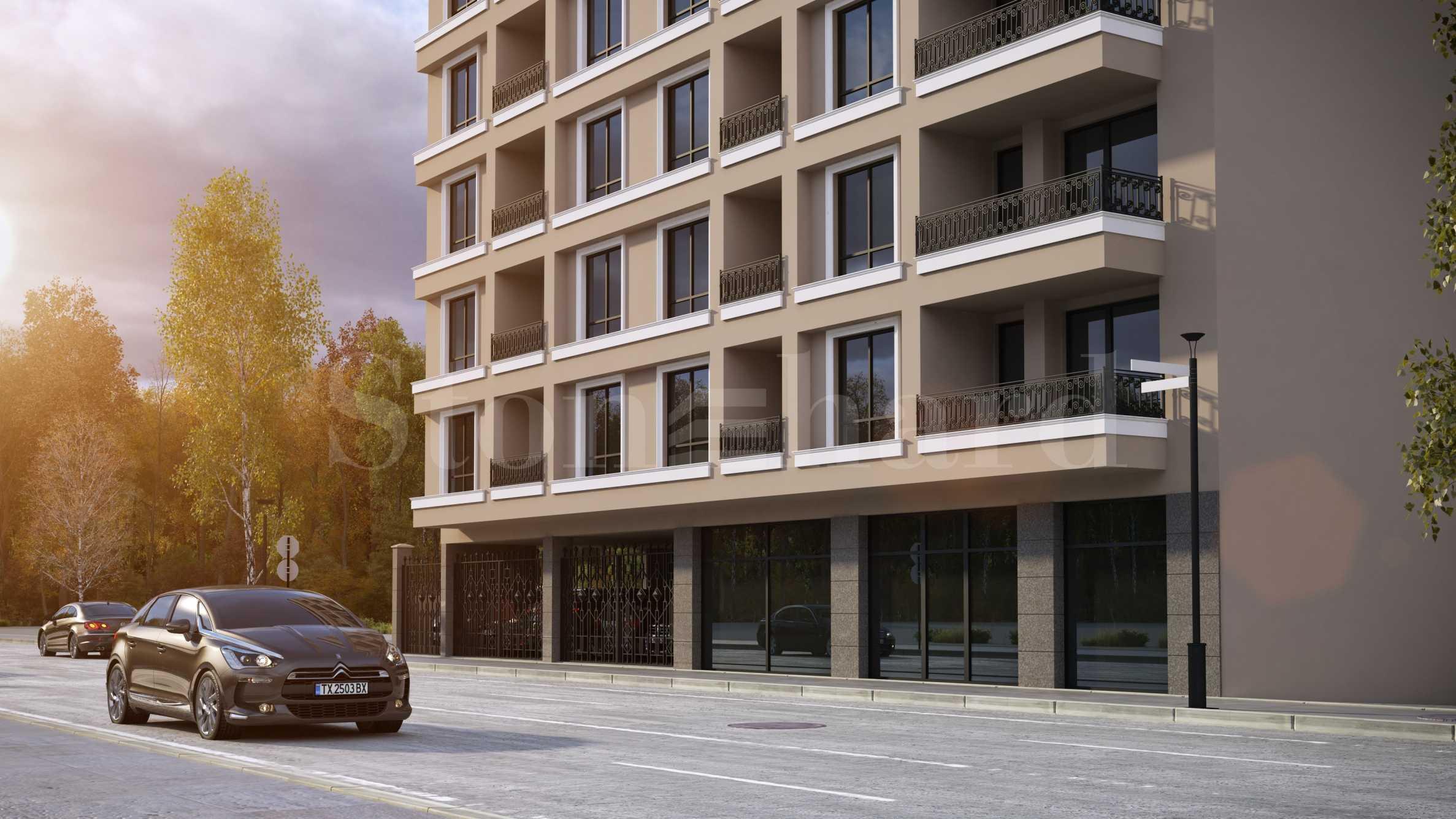 Инвестиция в апартаменти, магазини, лекарски кабинети до Медицински университет1 - Stonehard