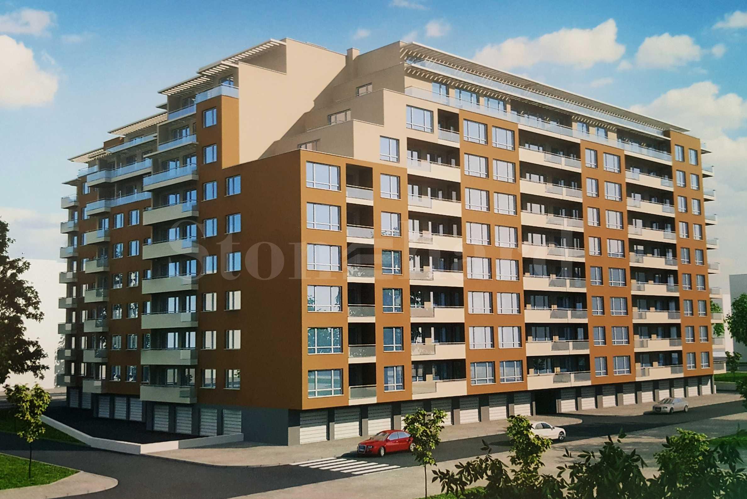 """Последни апартаменти на атрактивни цени до клиника """"Св. Ана""""1 - Stonehard"""