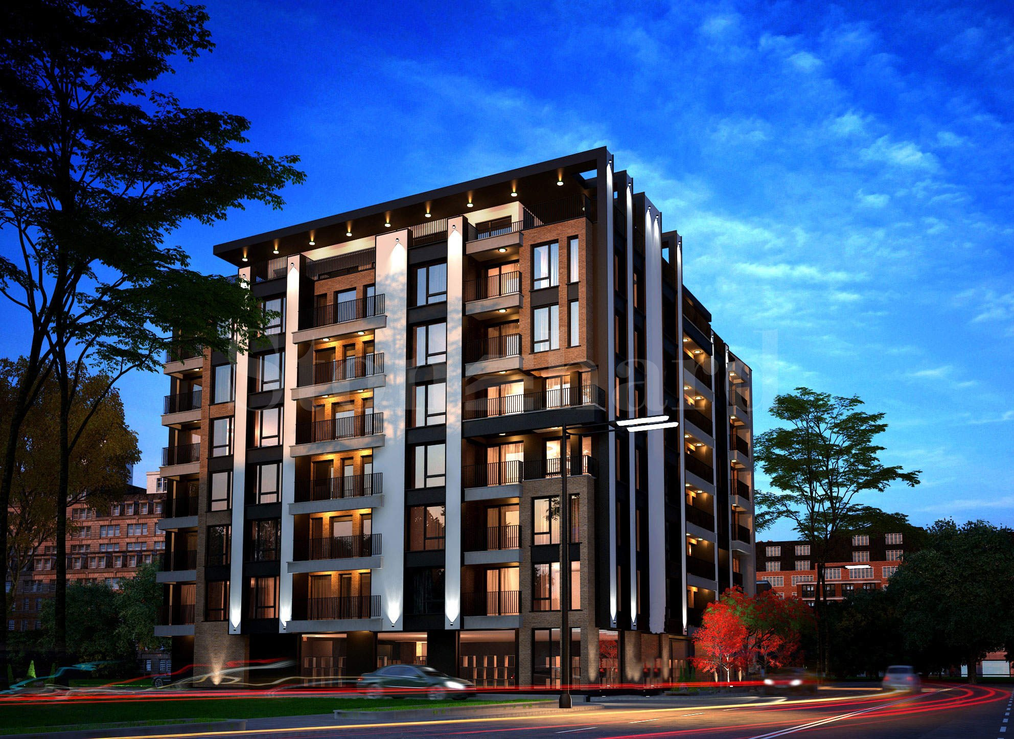 Bisera Rezidens Apartamenti Za Prodazhba V Nova Sgrada Do Park