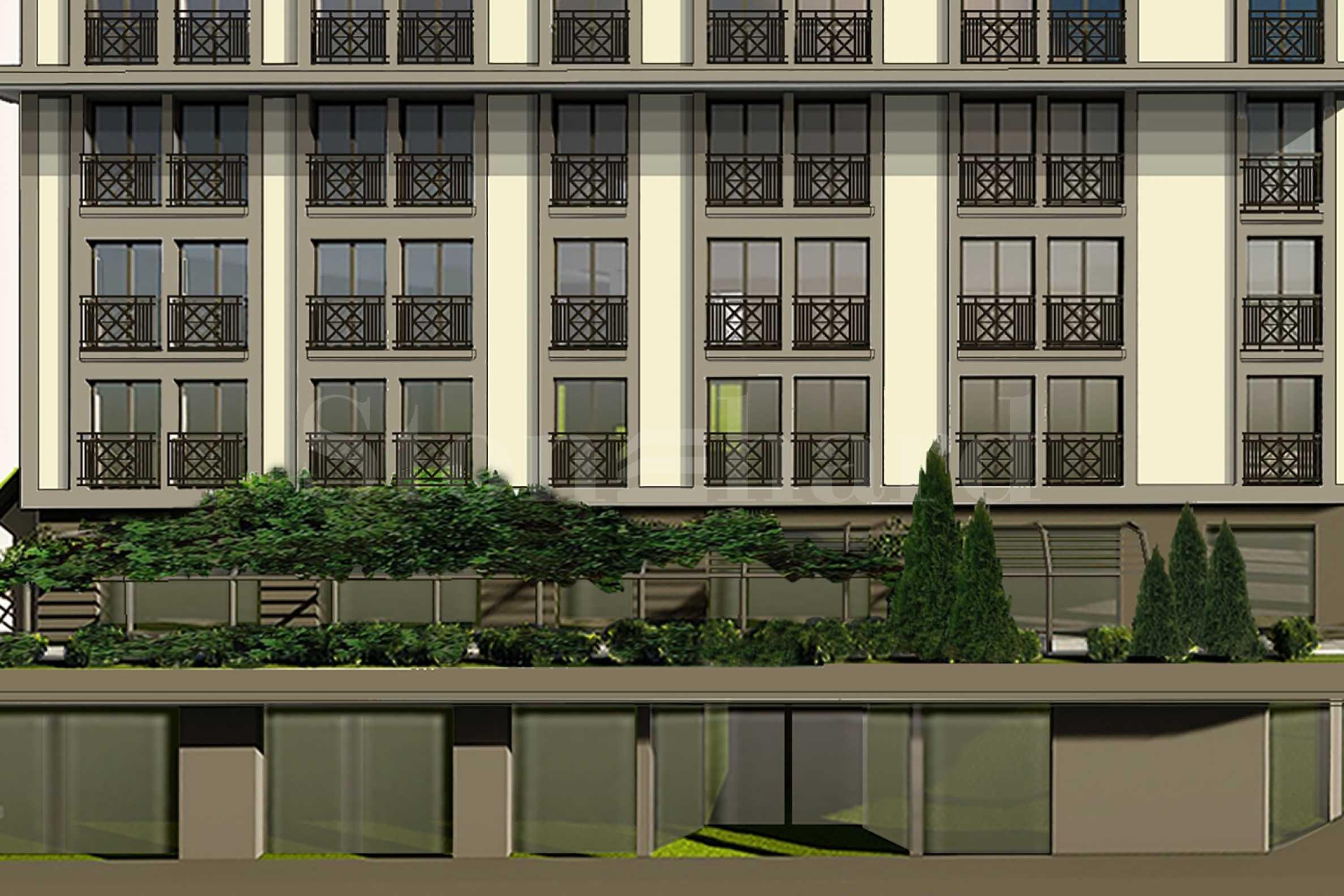 Последни апартаменти в сграда с Акт 14 в центъра на Пловдив1 - Stonehard