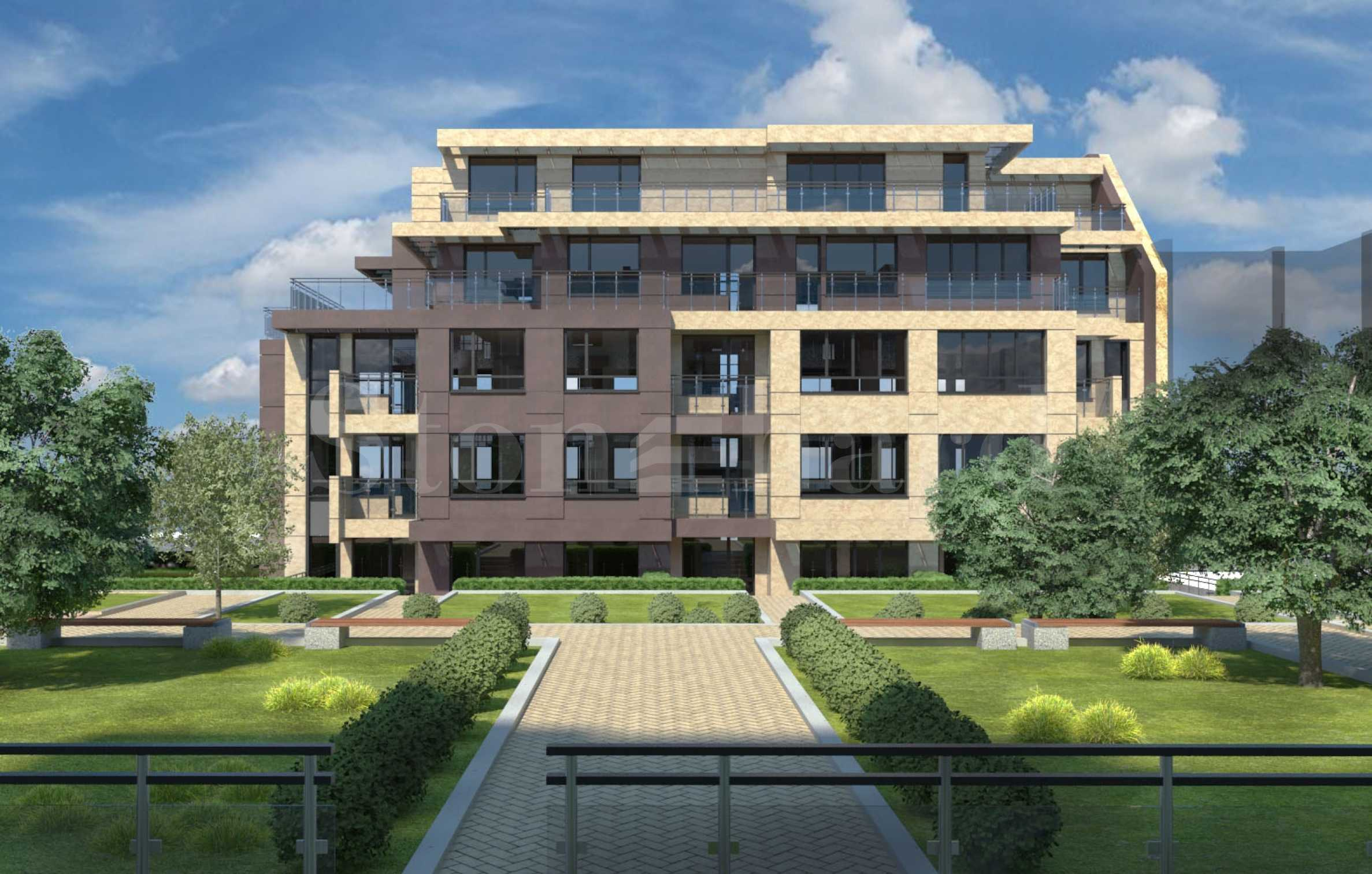 New-build apartments in a modern complex near Mall Paradise in Sofia2 - Stonehard
