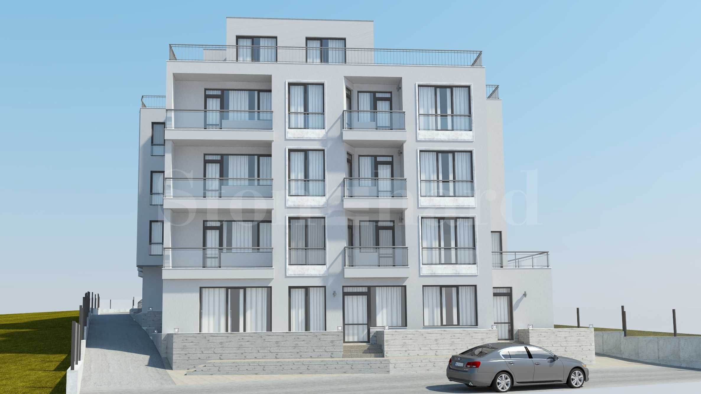 New аpartments in a quiet area of Varna, Bulgaria1 - Stonehard