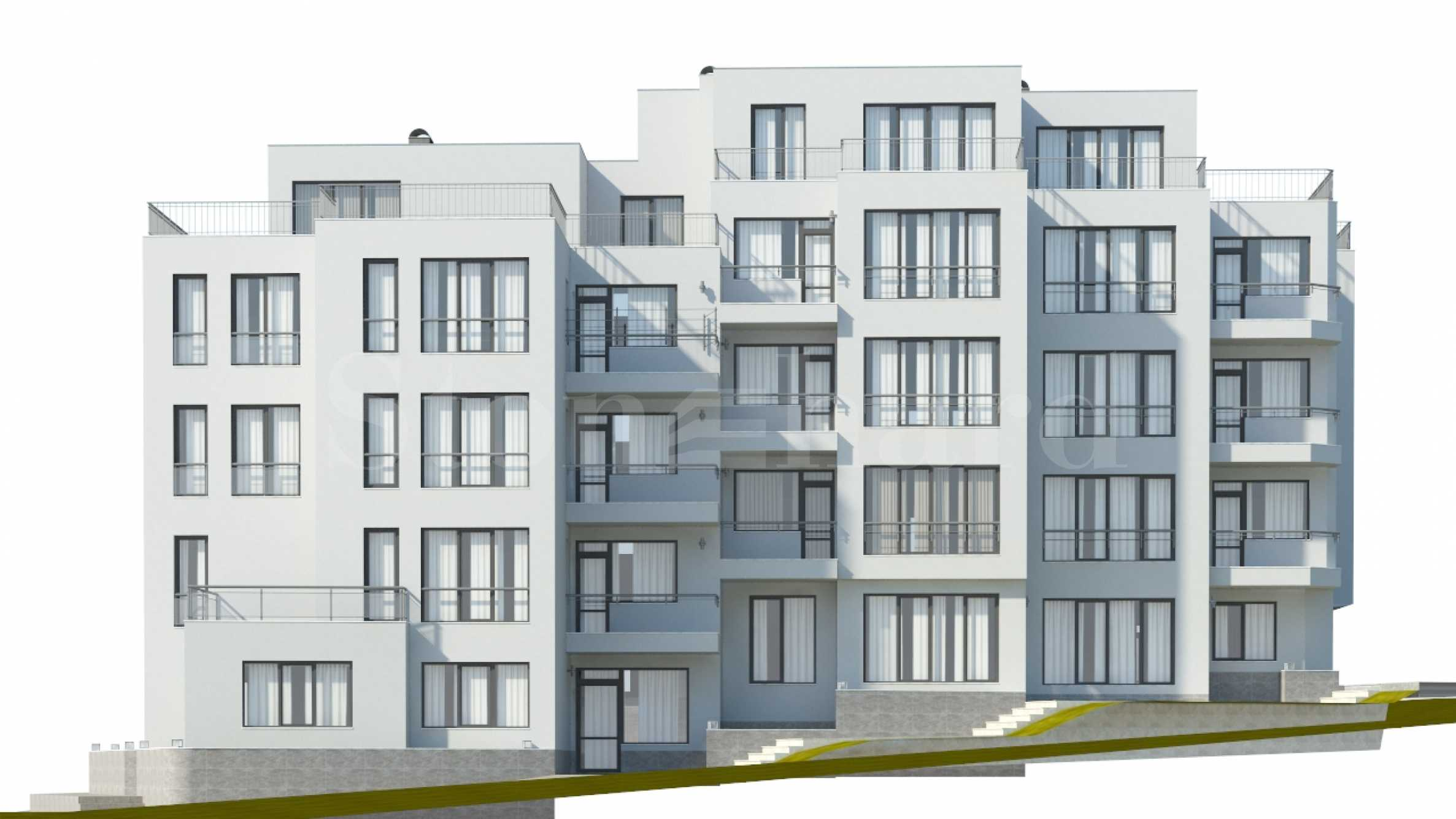 New аpartments in a quiet area of Varna, Bulgaria2 - Stonehard
