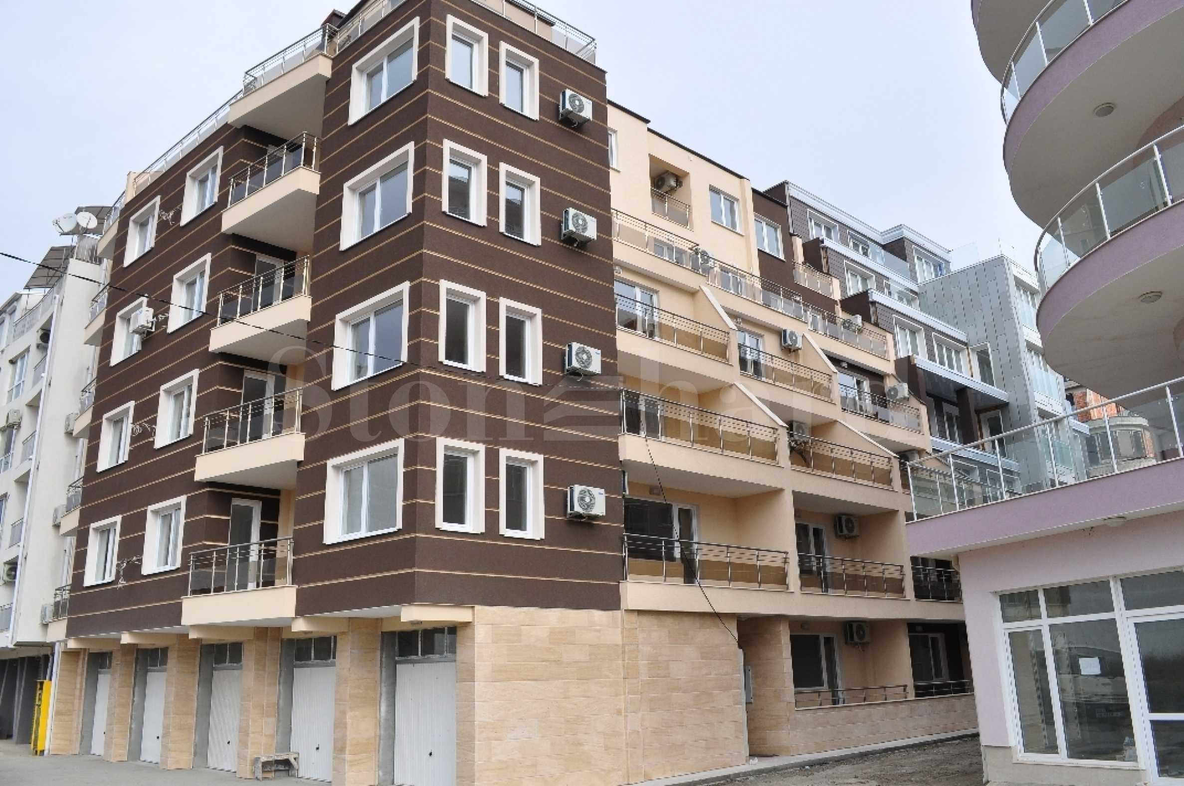 Последни апартаменти