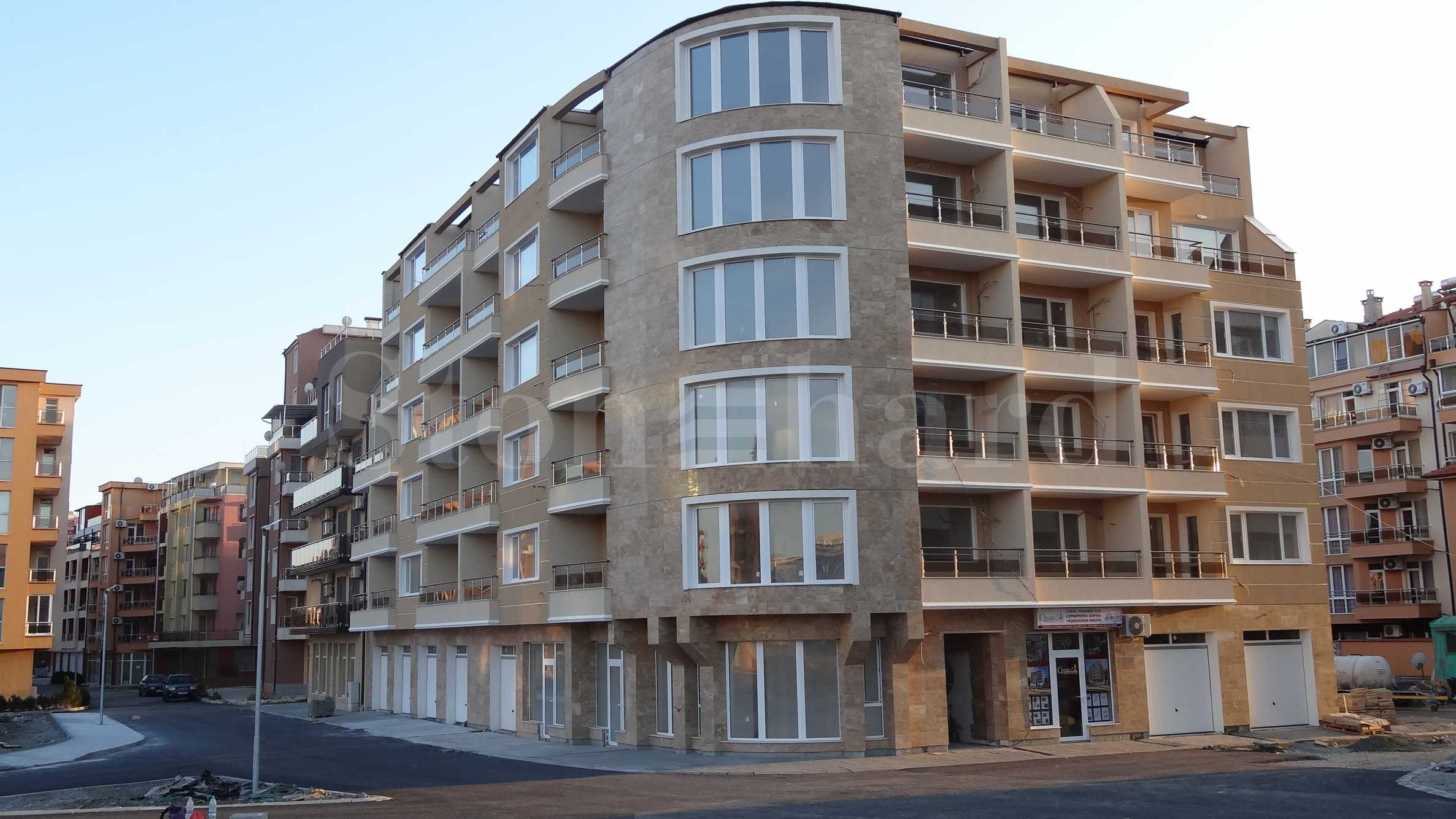 Apartments in an elite newly built building in the Old town of Pomorie 1 - Stonehard