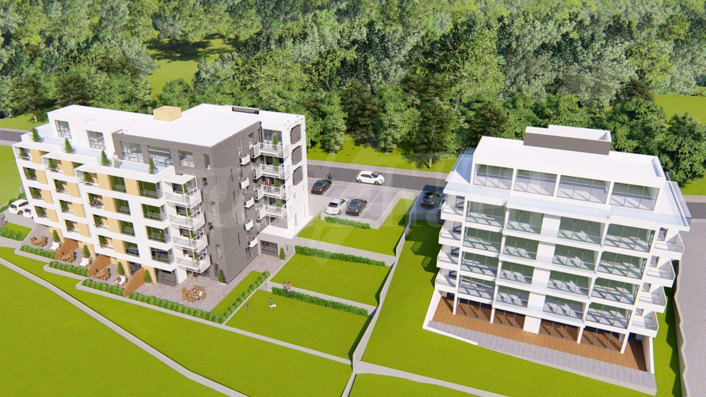 Панорамни апартаменти в нова сграда в кв. Бриз, гр. Варна1 - Stonehard