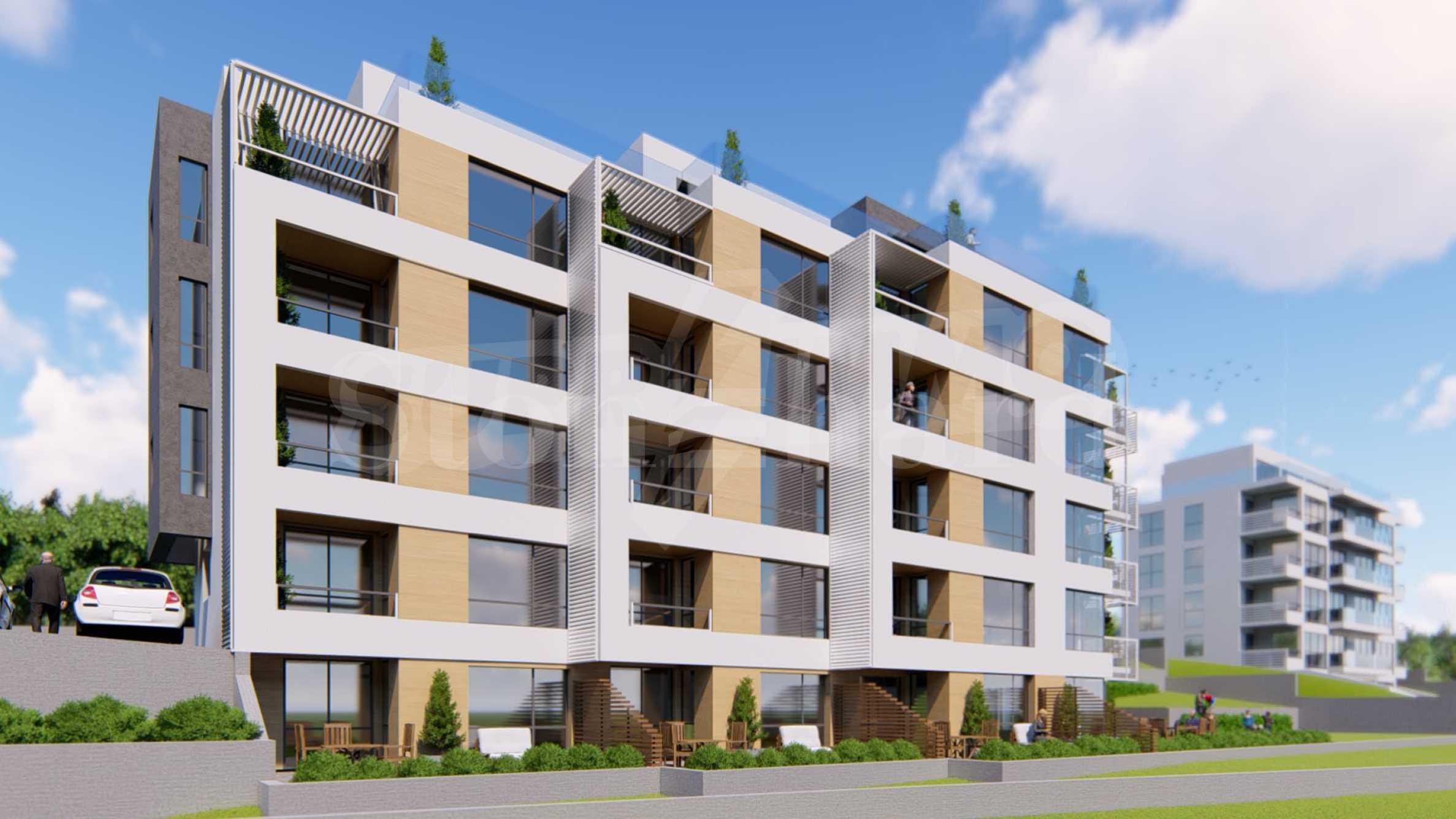 Панорамни апартаменти в нова сграда в кв. Бриз, гр. Варна2 - Stonehard
