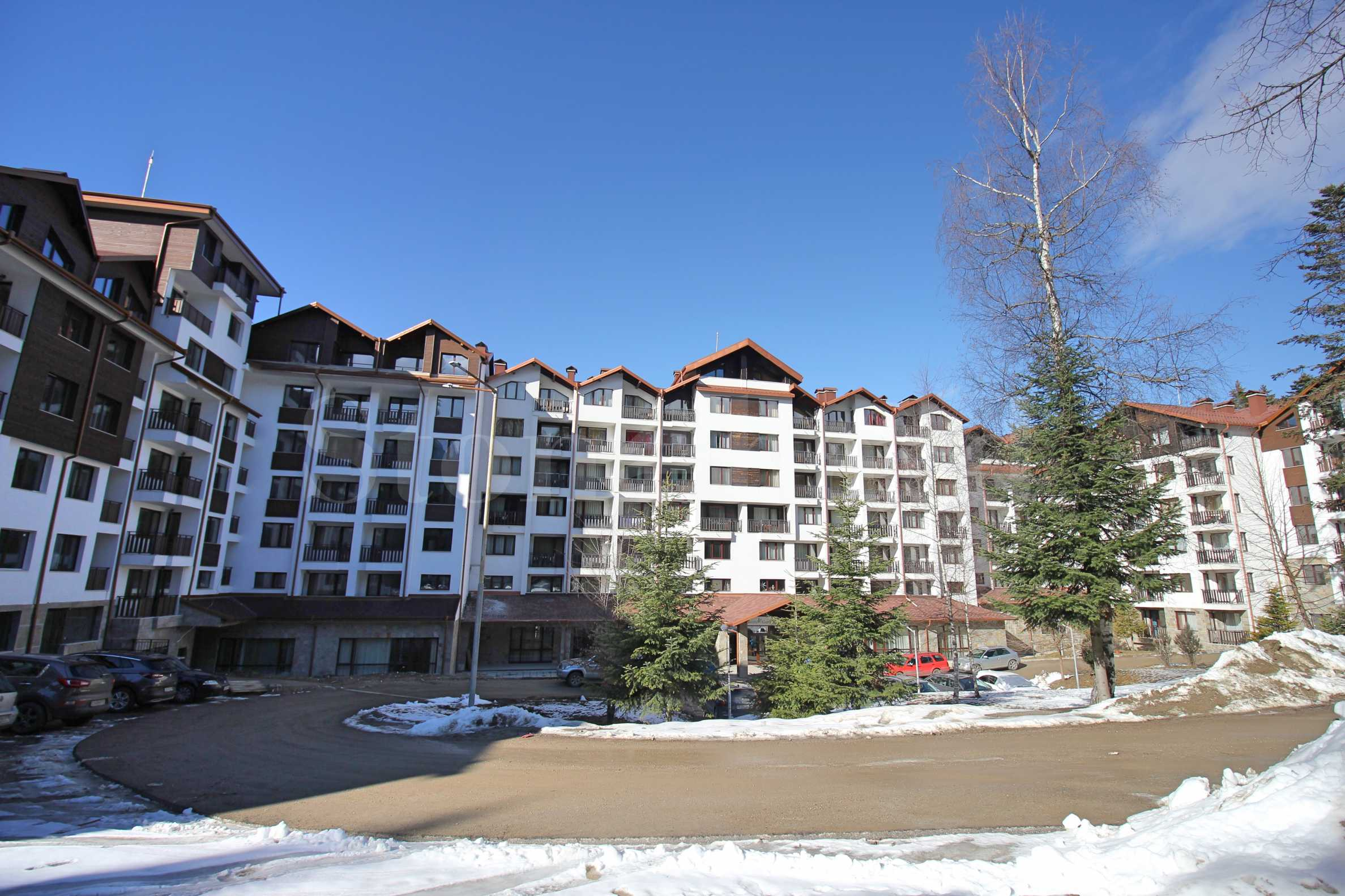 Borovets Gardens 2 - residences in the 2nd phase of the complex. Starting promo prices!2 - Stonehard