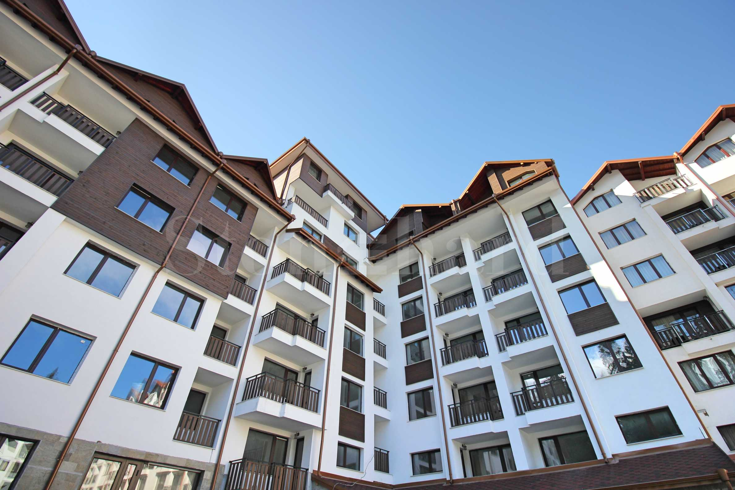 Borovets Gardens 2 - residences in the 2nd phase of the complex. Starting promo prices!1 - Stonehard