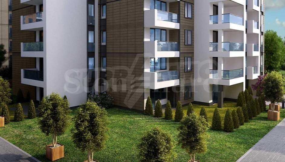 Apartments in a new residential project in the district of Vinitsa, Varna (Bulgaria)2 - Stonehard