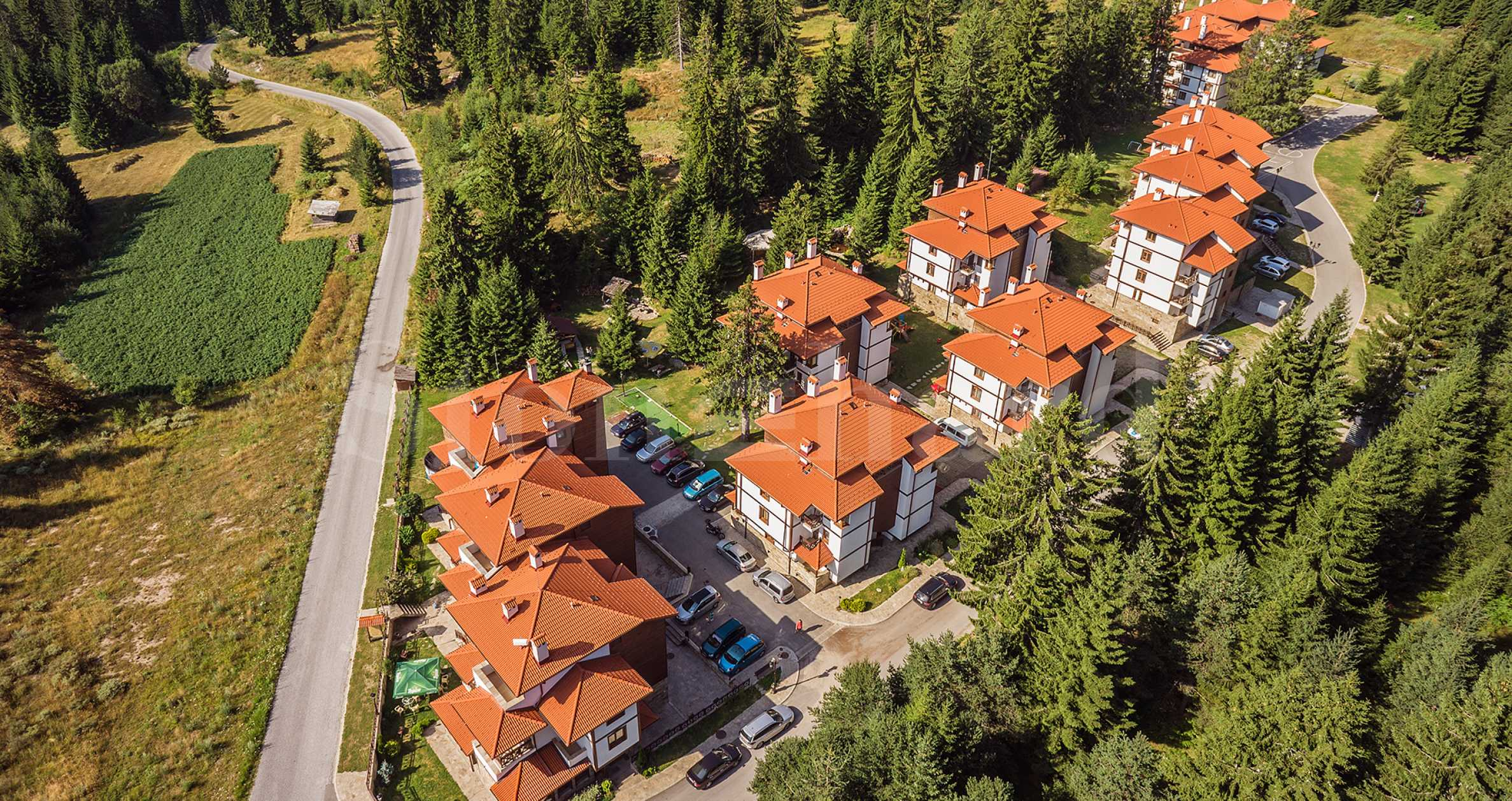 Quality apartments in Mountain Lake operational complex with superb location near Pamporovo2 - Stonehard