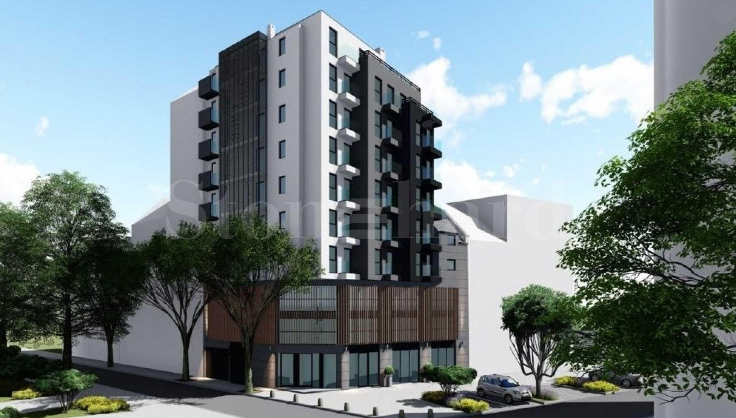 Нов проект на сграда със смесено предназначение и прекрасна централна локация2 - Stonehard