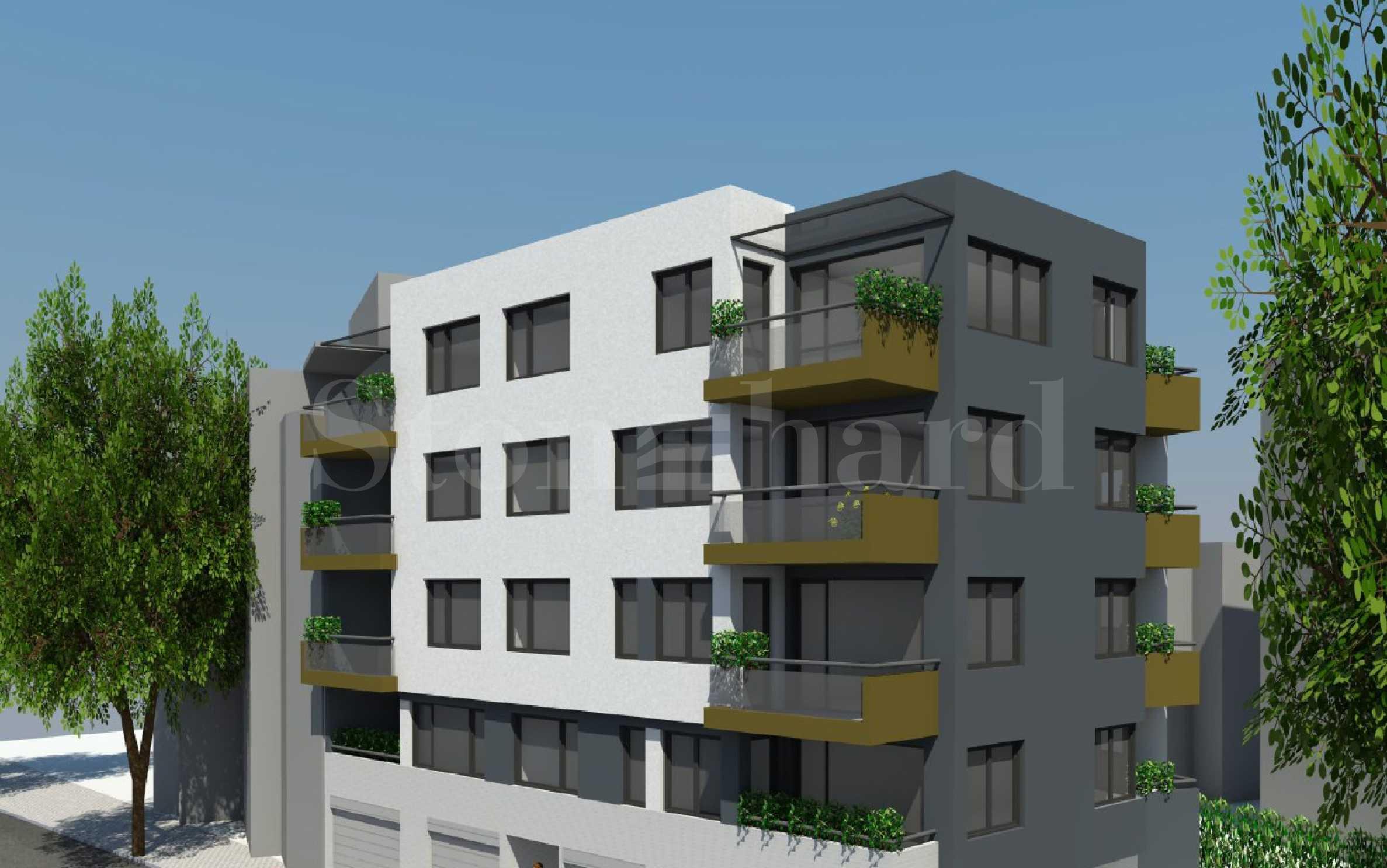 Последни апартаменти на атрактивни цени до Стария град в Пловдив2 - Stonehard