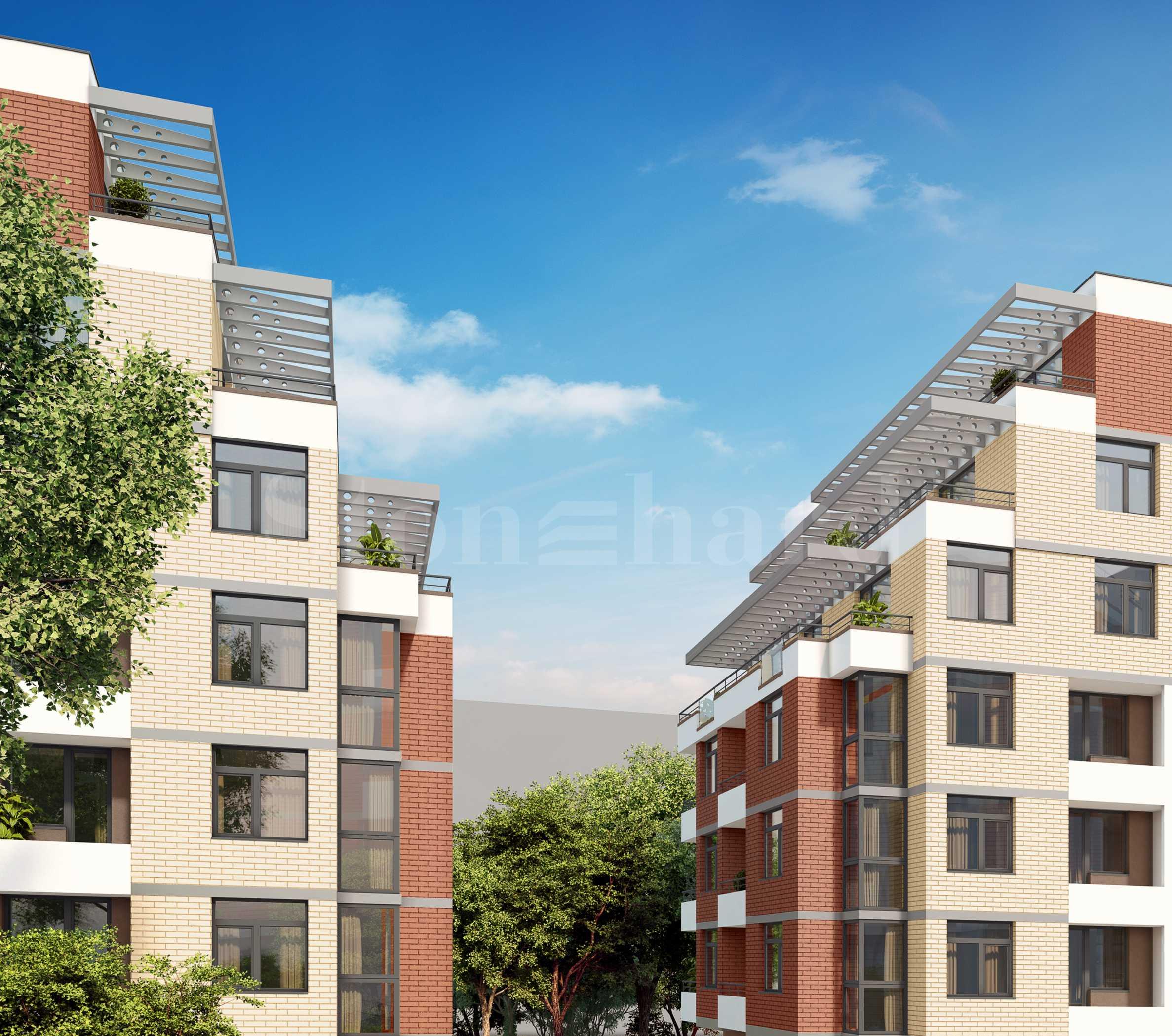 Нов жилищен комплекс в кв.