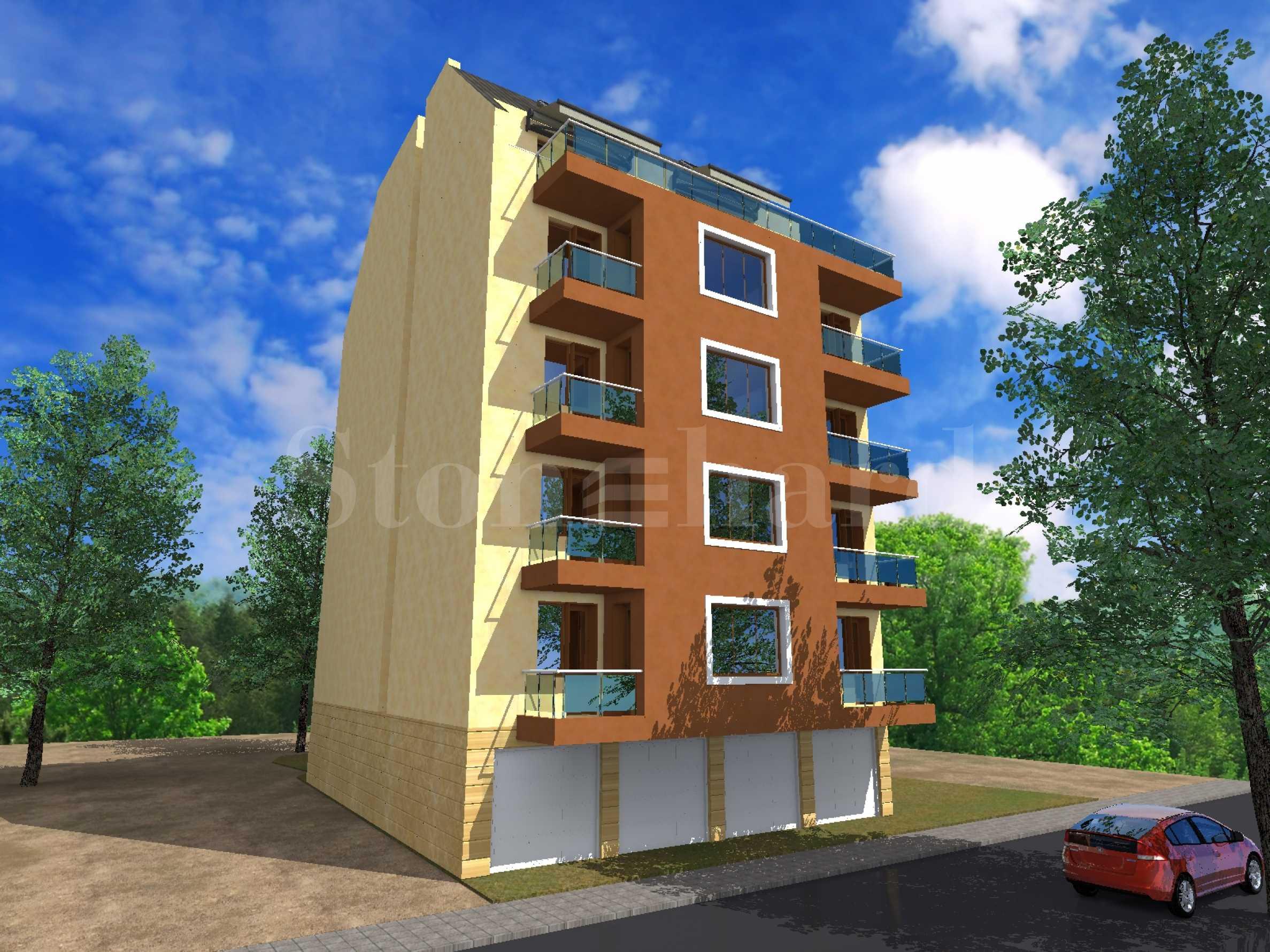 Apartment in Sofia2 - Stonehard