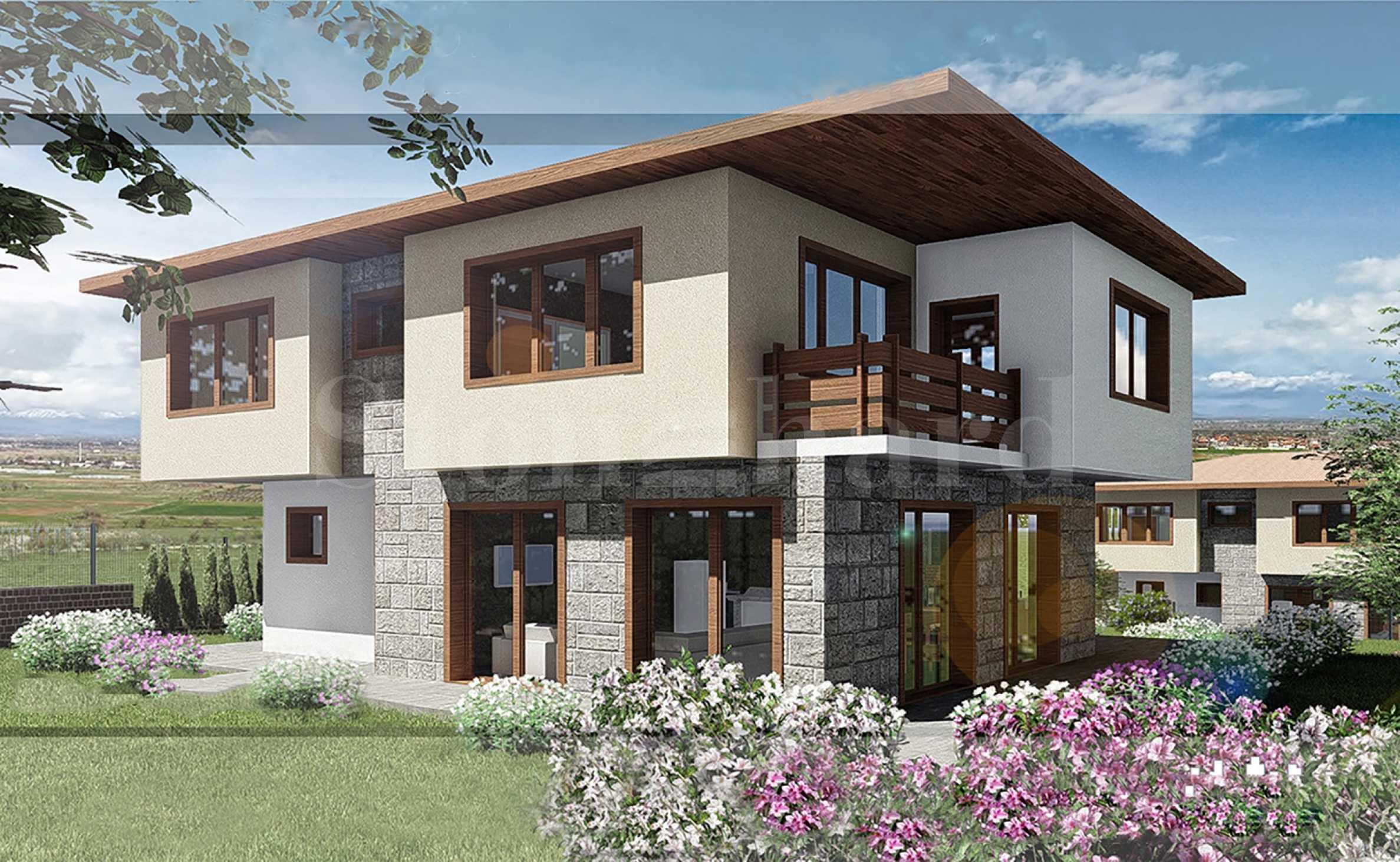 House in Markovo1 - Stonehard