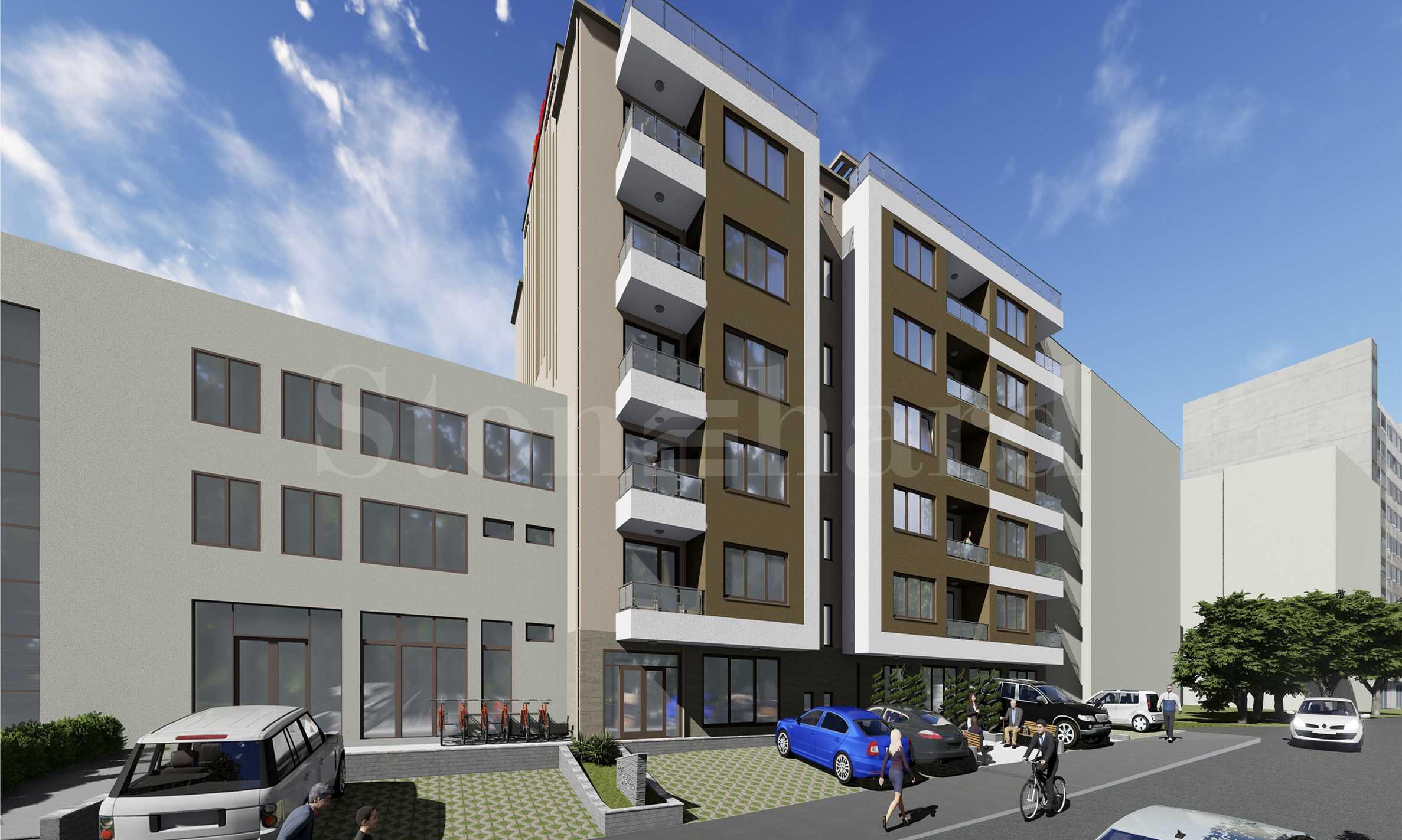 Apartment in Sofia1 - Stonehard