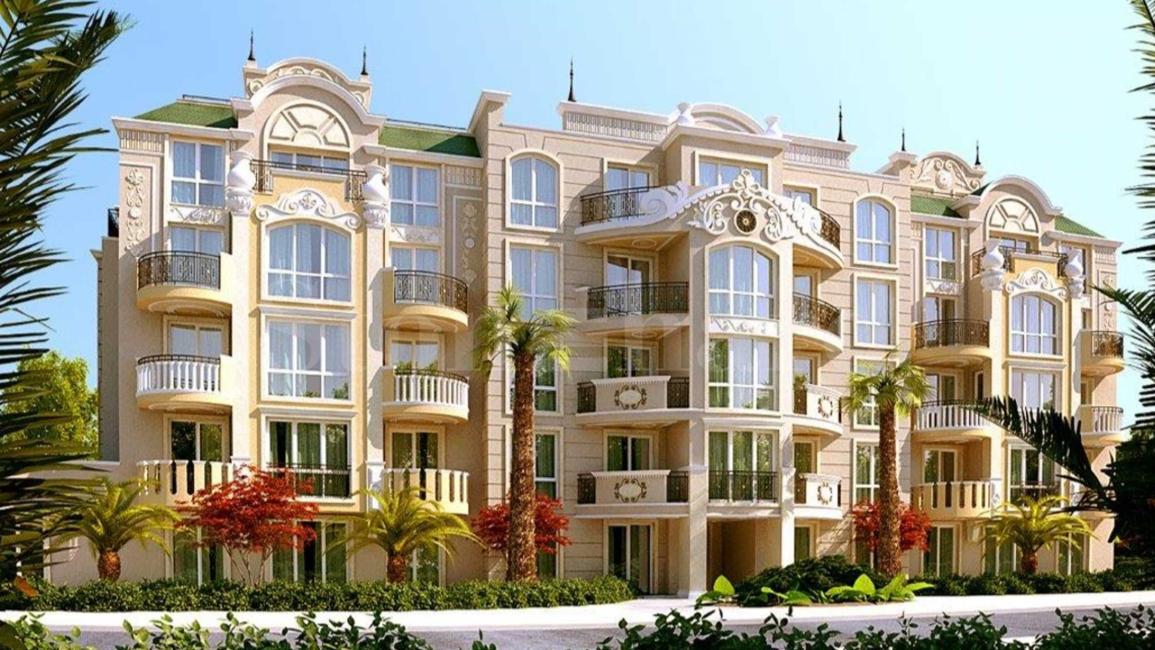 Apartments in a luxury new-build complex near Ravda beach 2 - Stonehard